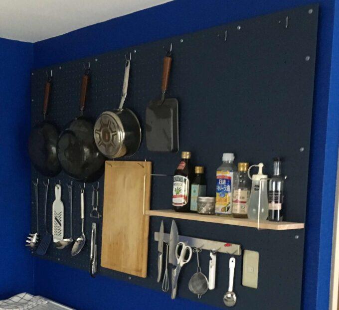 キッチン壁掛け収納