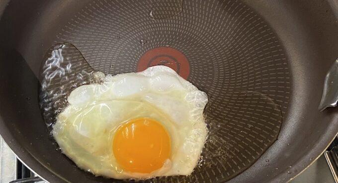 1つめの卵
