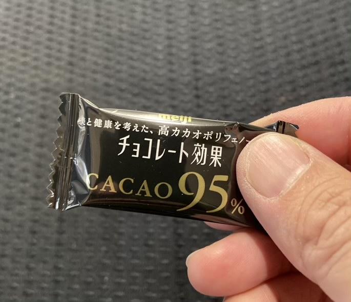 チョコレート効果CACAO95%